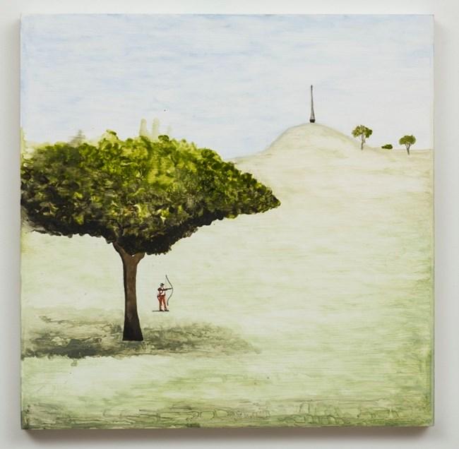 Archer One Tree Hill, Auckland by Noel McKenna contemporary artwork