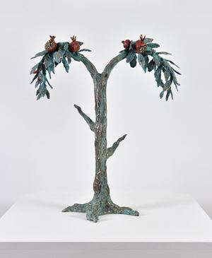 Grenadier by Setsuko Klossowska De Rola contemporary artwork