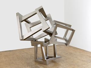 Chaos Zatitu by Jedd Novatt contemporary artwork sculpture
