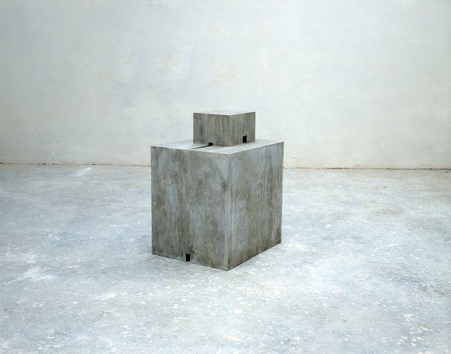 ROOM V by Antony Gormley contemporary artwork