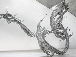 Interview: Zheng Lu on his huge gravity-defying sculptures