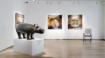 Contemporary art exhibition, Henk Van Rensbergen, No Man's Land at Galerie Dumonteil, Shanghai