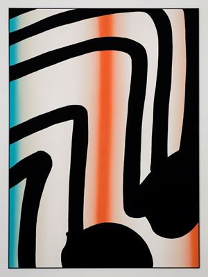 Clak by Cornelia Baltes contemporary artwork
