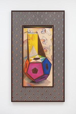 2020 Calendar / Chair by Zach Harris contemporary artwork