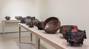 Contemporary art exhibition, Tracy Keith, Whenua at Bartley & Company Art, Wellington