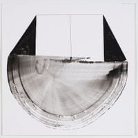 Liquid, Space and Light #1 by Torkwase Dyson contemporary artwork painting, works on paper, drawing
