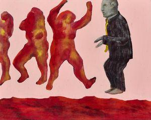 Morphing for Herod by Deborah Bell contemporary artwork