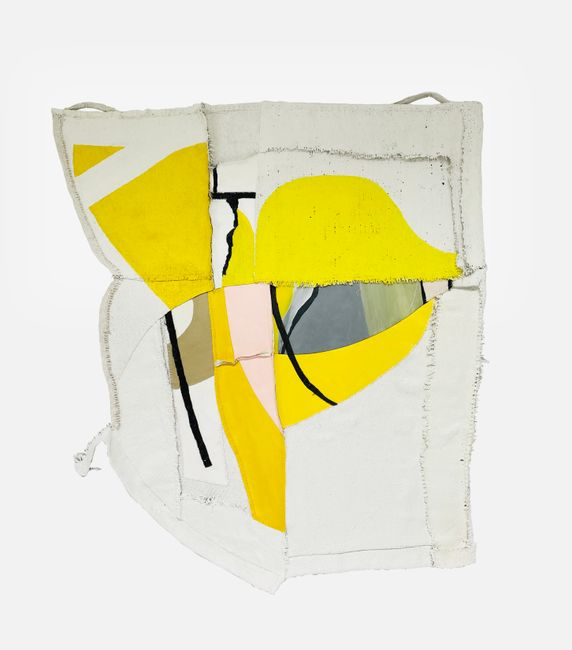 Dressed in Yellow by Monica Rezman contemporary artwork