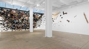 Contemporary art exhibition, Leonardo Drew, Leonardo Drew at Galerie Lelong & Co. New York, New York
