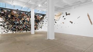 Contemporary art exhibition, Leonardo Drew, Leonardo Drew at Galerie Lelong & Co. New York