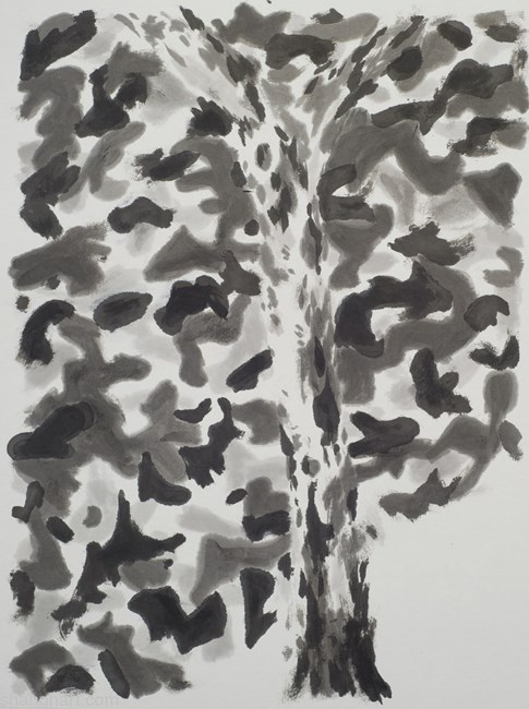 The Border Tree 2 by Wu Yiming contemporary artwork