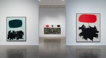 Contemporary art exhibition, Adolph Gottlieb, Classic Paintings at Pace Gallery, 510 West 25th Street, New York, USA