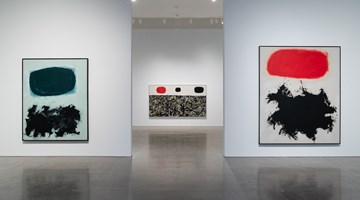 Contemporary art exhibition, Adolph Gottlieb, Classic Paintings at Pace Gallery, New York