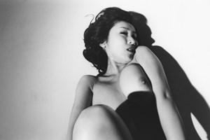 Megumi Kagurazaka #5 by Nobuyoshi Araki contemporary artwork
