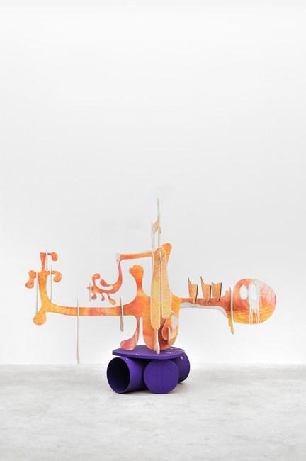 Danglemunstr by Aaron Curry contemporary artwork