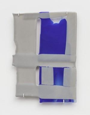 Small Bond No. LIII by Sam Moyer contemporary artwork