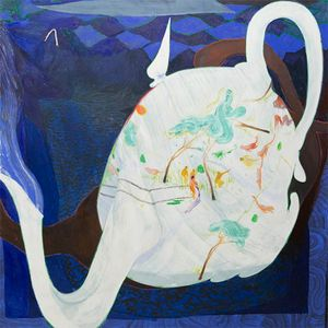 Rooibos, it's not your first rodeo by Henry Curchod contemporary artwork