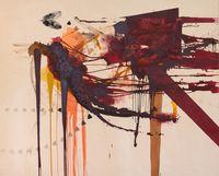 Deposal by Elizabeth Neel contemporary artwork painting