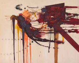 Deposal by Elizabeth Neel contemporary artwork