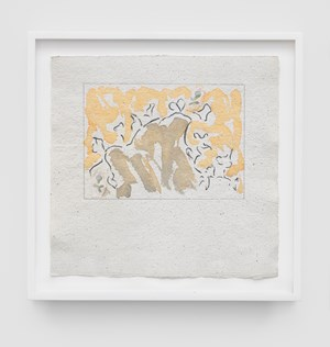 Rimbaud in Abyssinia by Marc Camille Chaimowicz contemporary artwork