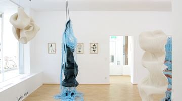 Contemporary art exhibition, Group Exhibition, The Wind Blows at Boutwell Schabrowsky, Munich, Germany