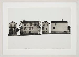 Splitting Book: Number 2 & 3 by Gordon Matta-Clark contemporary artwork