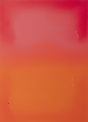 (Cadmium Red, Coral Pink & Yellow Lake) by Jamie Teo Si Ru contemporary artwork