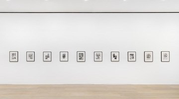 Contemporary art exhibition, R. Crumb, Art and Beauty at David Zwirner, London