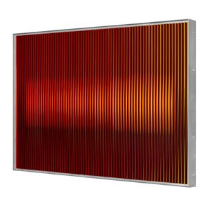Physichromie Panam 80 by Carlos Cruz-Diez contemporary artwork
