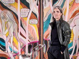 Who is Max Mara Prize Winner Emma Talbot?