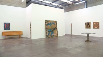 Contemporary art exhibition, Tjalling de Vries, Vision Tunnel at Jonathan Smart Gallery, Christchurch