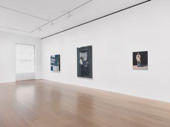 Exhibition view: Noah Davis, David Zwirner, London (8 October–17 November 2021). Courtesy David Zwirner.