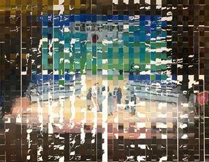 THE END by Shiori Tono contemporary artwork