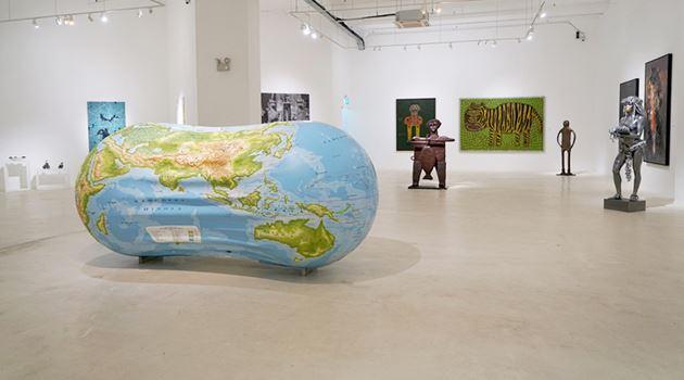 Gajah Gallery contemporary art gallery in Singapore
