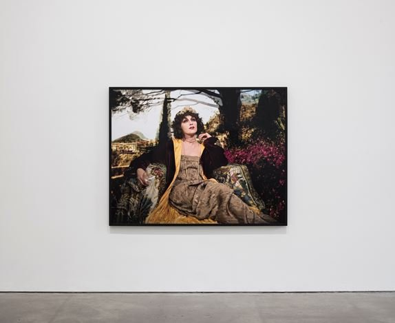 Cindy Sherman, Cindy Sherman, 2017,Exhibition view at Sprüth Magers, Berlin. Courtesy Sprüth Magers, Berlin.© Cindy Sherman. Courtesy of the artist, Metro Pictures and Sprüth Magers. Photography by: Timo Ohler.