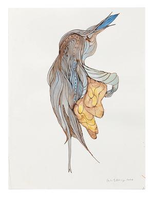 På väg I by Carin Ellberg contemporary artwork