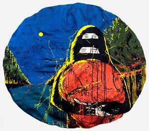 Love #1 by Eko Nugroho contemporary artwork