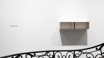 Contemporary art exhibition, Group Exhibition, Pure Form at David Zwirner, 69th Street, New York