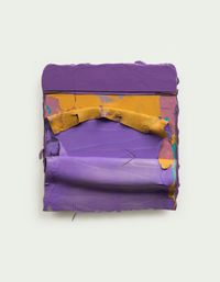 Untitled 16-18 by Ju Ting contemporary artwork painting