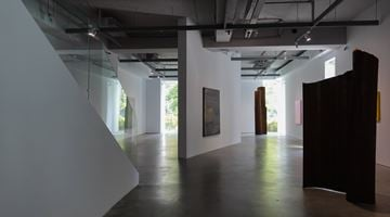 Contemporary art exhibition, Lin Hong-Wen, Medium of Reified Immediacies at Double Square Gallery, Taipei