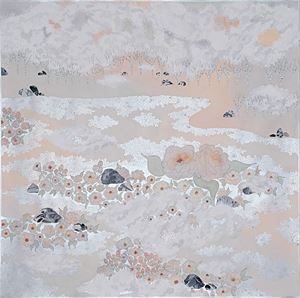the fog, ''I see you'' by Crystal Liu contemporary artwork