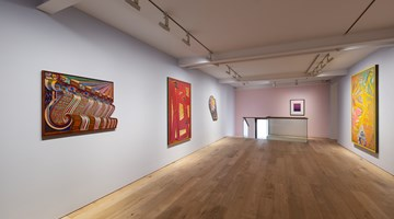 Contemporary art exhibition, Zach Harris, Sunset Strips to Soul at Perrotin, Seoul, South Korea