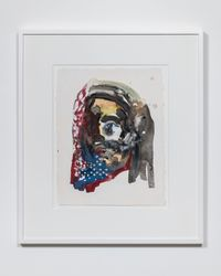 Adrienne Rich: I Dream I'm the Death of Orpheus by Shahzia Sikander contemporary artwork works on paper