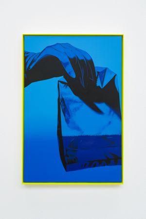 Synthetic Perfumes by Alex Dordoy contemporary artwork