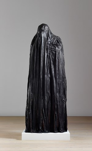 Todesfigur by Christian Lemmerz contemporary artwork