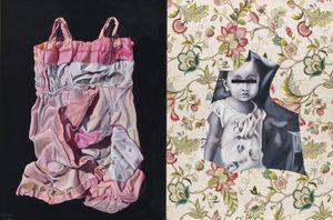 Matching II by Marina Cruz contemporary artwork