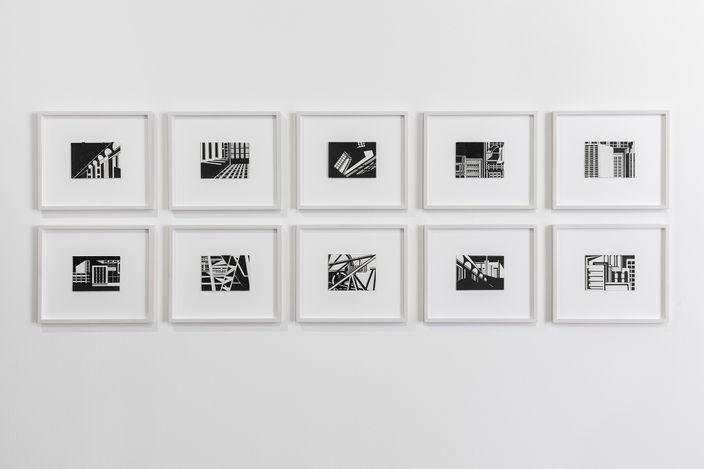 Exhibition view: Reccurence 2, Zilberman, Berlin (20 April–21 August 2021). Courtesy Zilberman.