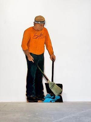 Installer 3 by Ramiro Gomez contemporary artwork