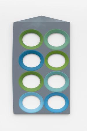 Winter Greens by Blair Thurman contemporary artwork