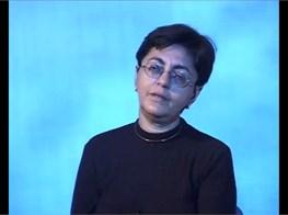 APT4 / Nalini Malani discusses her video installation 'Remembering Toba Tek Singh'